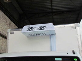 Equipamento de Refrigeração Baú