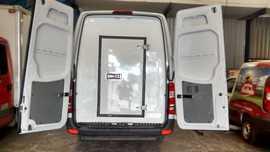 Isolamento Termico Vans