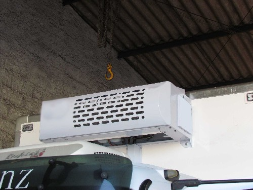 Equipamento de Refrigeração Transporte