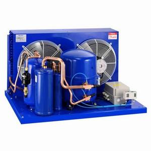 instalação de aparelho de refrigeração