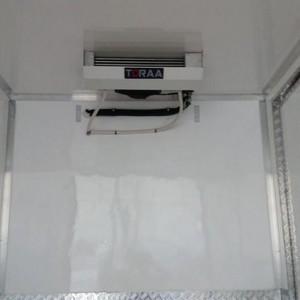 Aparelho para baú frigorífico