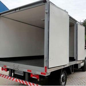 baú frigorífico para caminhonete
