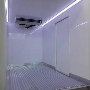 Isolamento térmico em veículos utilitários